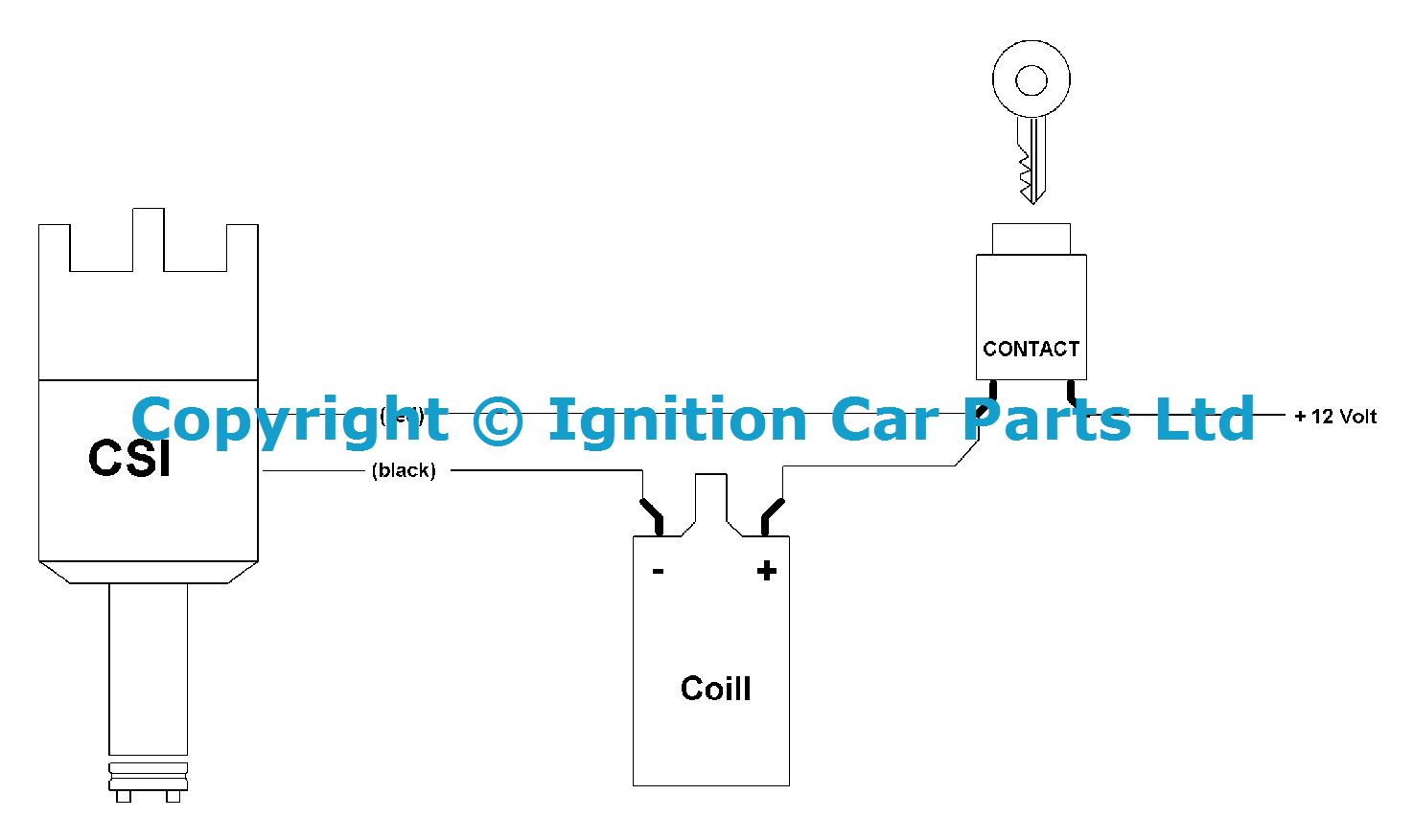 ignition car parts