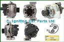 ICP-ALTU860 SUZUKI IGNIS Mk II SPLASH SWIFT Mk III WAGON R+ Alternator    Fully reconditioned Alternator supplied by Ultra SPARKS England