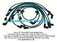 ICP-HT026 Green TVR 350 390 400 420 420 Sports Saloon 450 CERBERA Ignition Leads New Ultra Sparks UK